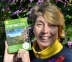 Melanie Ball with her book Top Walks in Victoria
